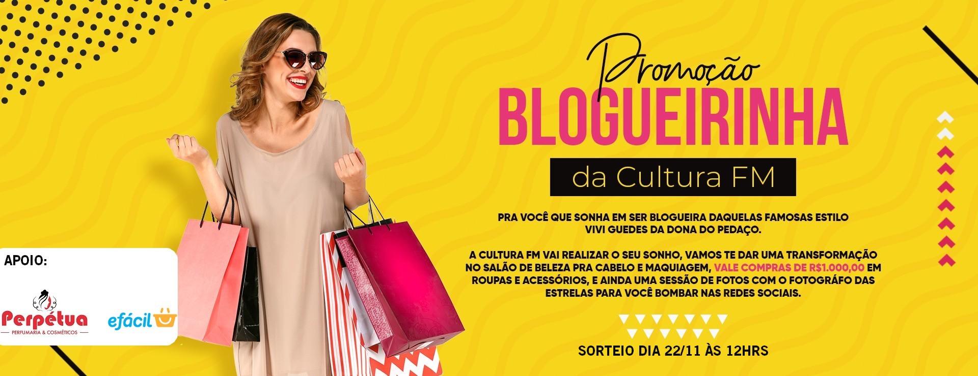 Blogueirinha da Cultura