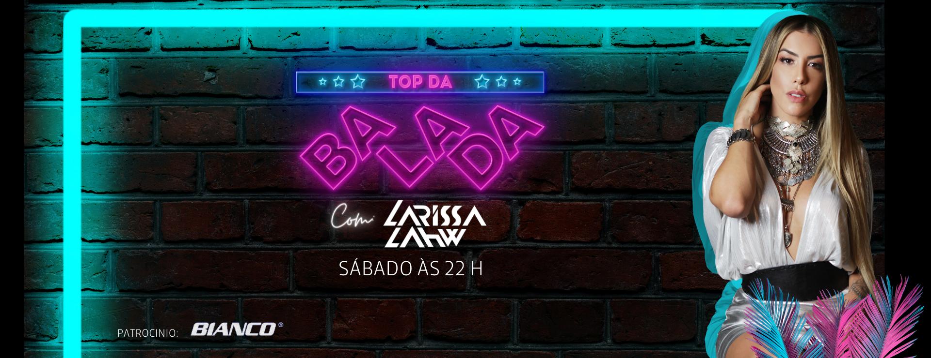 TOP DA BALADA